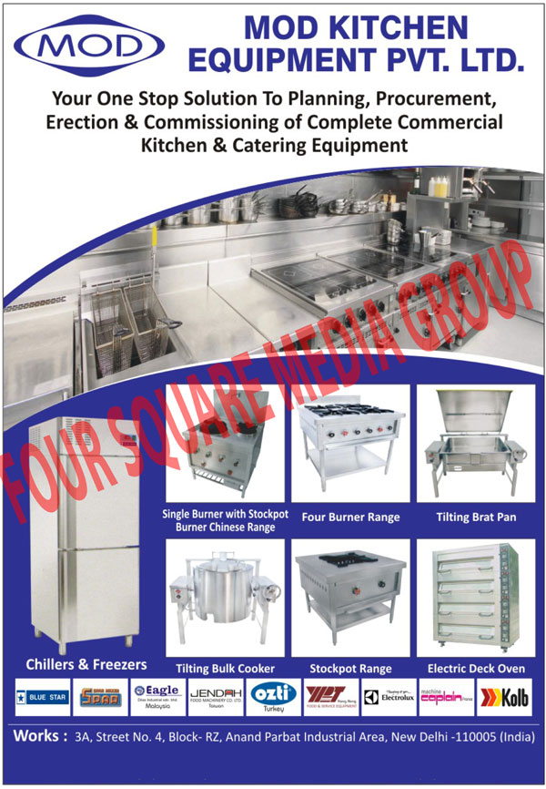 Commercial Kitchen Equipments | Commercial Catering Equipments ...