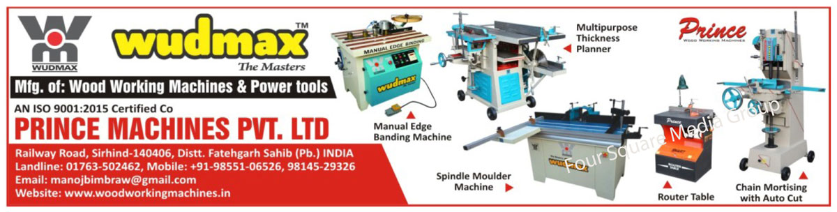 Multipurpose Thickness Planners, Bandsaw Machines, Chain Mortising Machines, Wood Working Machinery, Power Tools, Mortising Chain Set,Spindle Moulder Machines, Rebatting Machine, Portable Chain Machine, Heavy Duty Router, Wod Cutter, Electric Drill, CNC Router Machines, Fully Enclosed Bandsaw Machines, Power Tools, Manual Edge Banding Machines, Spindle Moulder Machine, Router Table