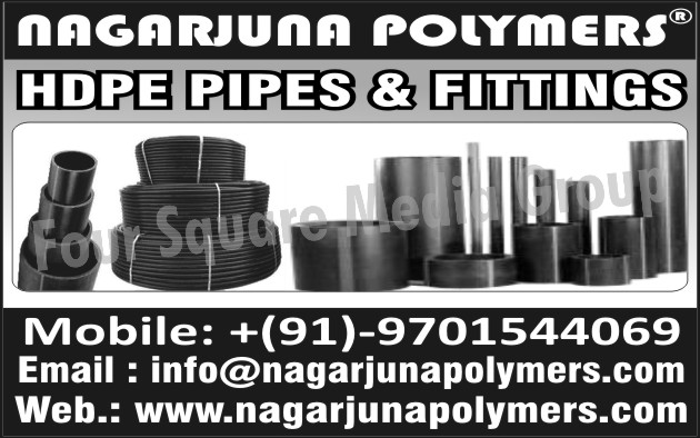 HDPE Pipe, HDPE Fittings