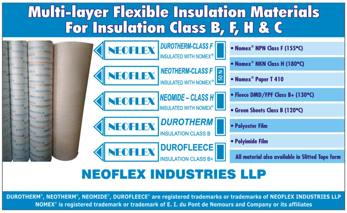 Multi Layer Flexible Insulation Material