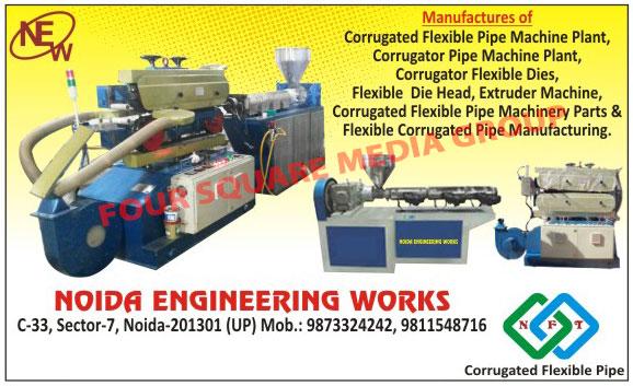 Corrugated Flexible Pipe Machine Plant | Corrugated Pipe Machine