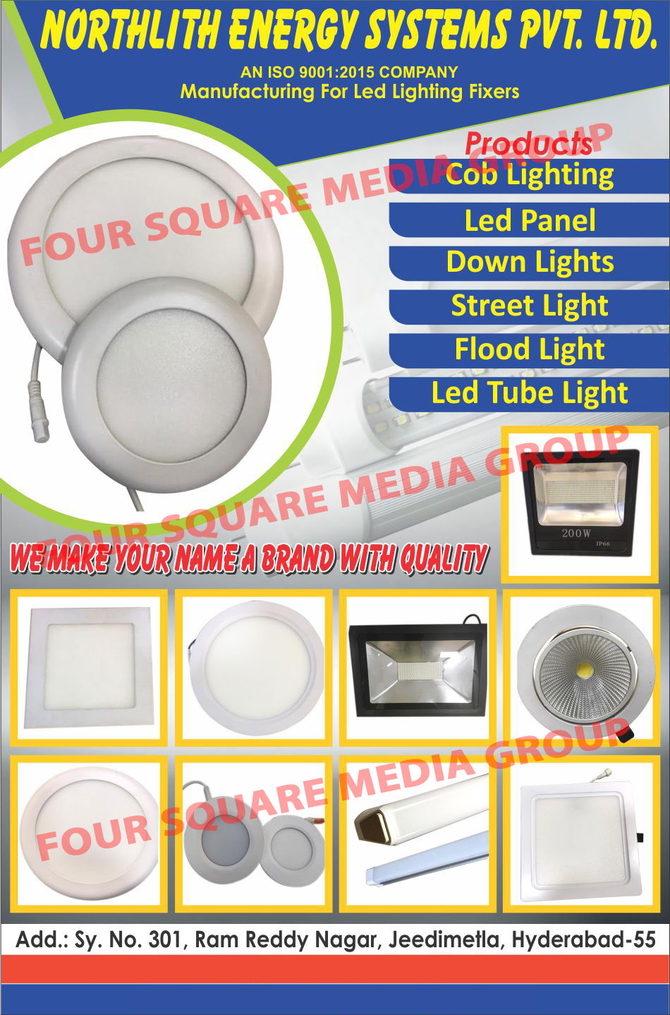 Led Light Fixtures, Led Lights, COB Lights, Led Panels, Led Panel Lights, Led Down Lights, Led Street Lights, Led Flood Lights, Led Tube Lights