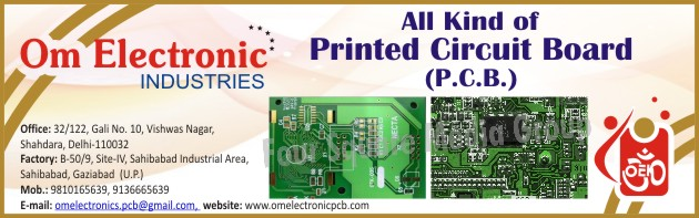 Printed Circuit Boards,