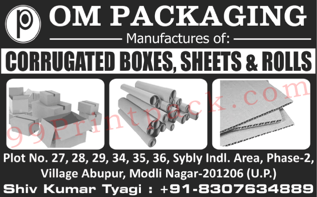 Corrugated Boxes, Corrugated Sheets, Corrugated Rolls,Packaging Solution, Packaging Boxes, Packaging Rolls, Packaging Sheets