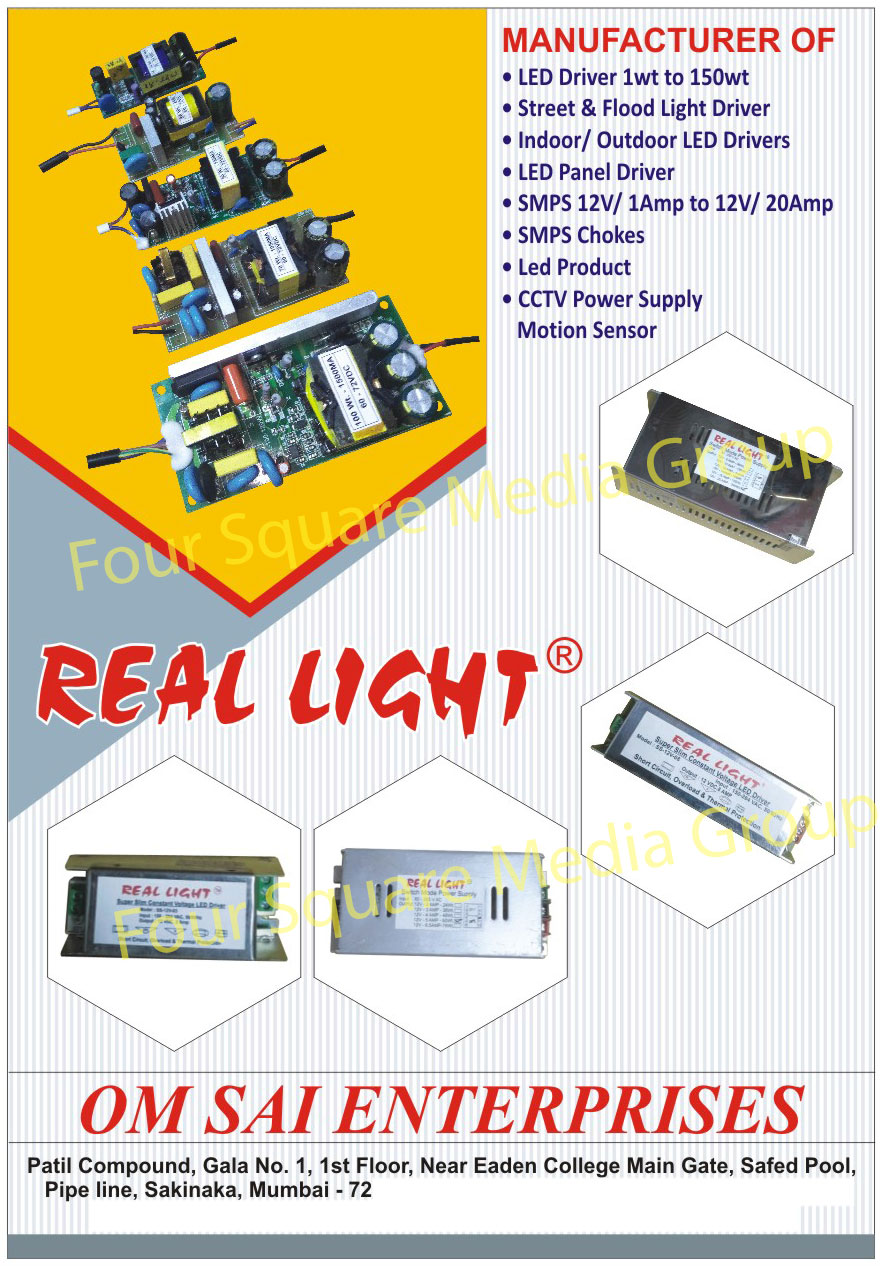 Led Drivers, Led Street Light Drivers, Led Flood Light Drivers, Indoor Led Drivers, Outdoor Led Drivers, Led Panel Drivers, Led Smps, Smps Chokes, Led Products, Cctv Power Supplies