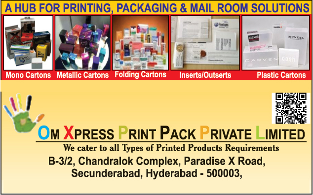 Mono Cartons, Metallic Cartons, Folding Cartons, Inserts, Outsert, Plastic Cartons, Packaging Solutions, Printing Solutions, Mail Room Solutions, Cartons, Offset Printing Services,Cartons Packs, Packaging Products, Roll Up Standees, Labels, Stickers, Rigid Gift Boxes, Glow Sign Board, Storage Canisters, Printed Tea Coasters, Scratch Cards, Shaped Acrylic Signages, Printing Services, Roll Up Standees Advertisement, Litho Laminated Cartons Packaging Industry, Blister Cards, Food Packaging Material, Printing Solution