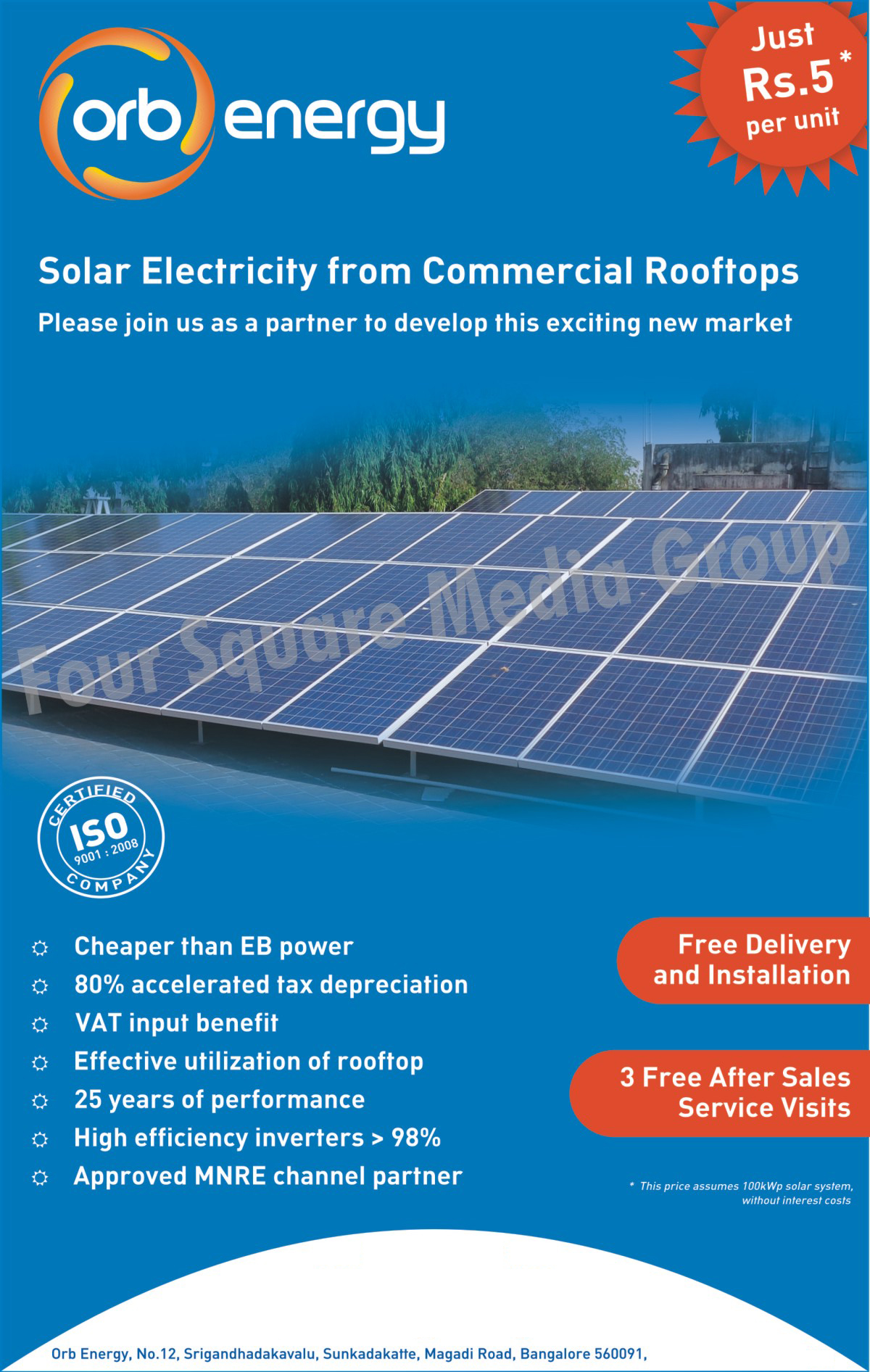 Solar Photovoltaic Systems, Solar PV Systems,Solectric Projects, Sunstream Projects, Solite Projects