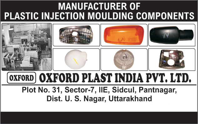 Plastic Injection Moulding Machines,