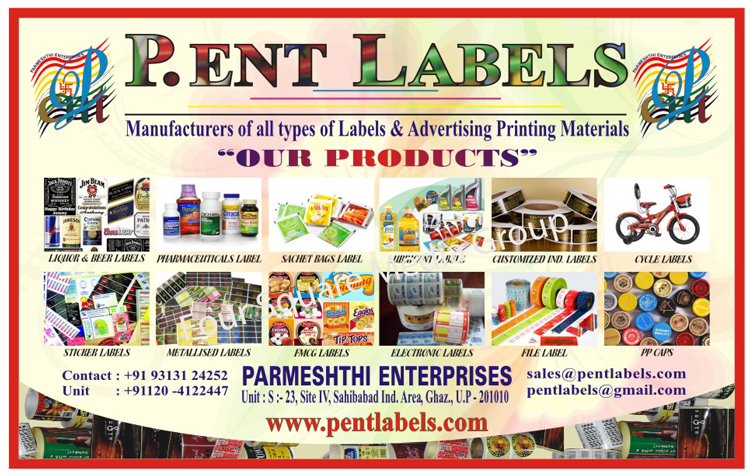 Advertising Printing Materials, PP Caps, Labels, File Labels, Electronic Labels, FMCG Labels, Metallised Lables, Metallized Labels, Sticker Labels, Cycle Labels, Customised Industrial Labels, Customized Industrial Labels, Lubricant Labels, Sachet Bag Labels, Pharmaceutical Labels, Beer Labels, Liquor Labels
