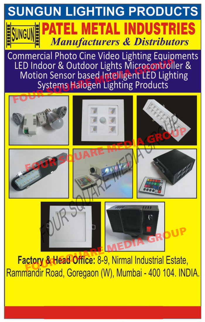 Commercial Photo Cine Video Light Equipments, Led Indoor Micro Controller, Outdoor Lights Micro controller, Halogen Lights,Led Products, Indoor Lights, Outdoor Lights