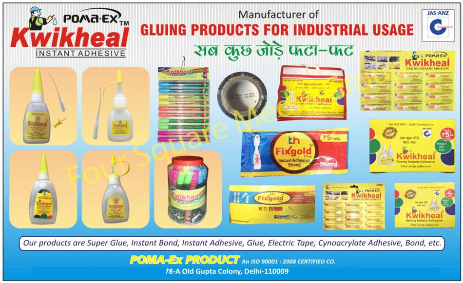Adhesives | Instant Adhesives | Super Glue | Instant Bond