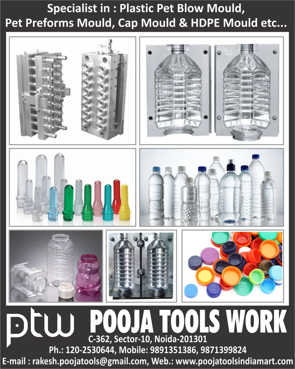 Plastic Pet Blow Moulds, Plastic Pet Blow Molds, Pet Preform Moulds, Pet Preform Molds, Cap Moulds, Cap Molds, HDPE Moulds, HDPE Molds