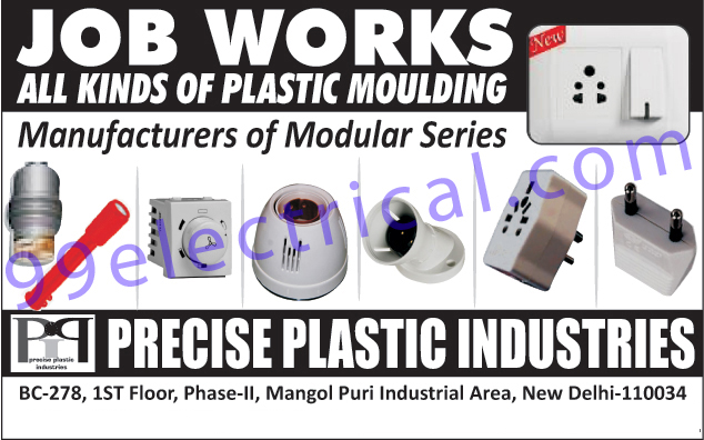 Electrical Products Plastic Moulding, Electrical Modular Series Plastic Moulding,Electrical Moulding Products, Modular Switches, Plastic Moulding Jobs, Modular Switches, Switches, Electrical Plastic Products, Switches