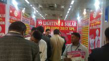 LED Expo 2017, New Delhi