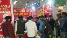 LED Expo 2017, New Delhi