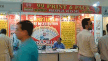 Pack Plus 2015, New Delhi