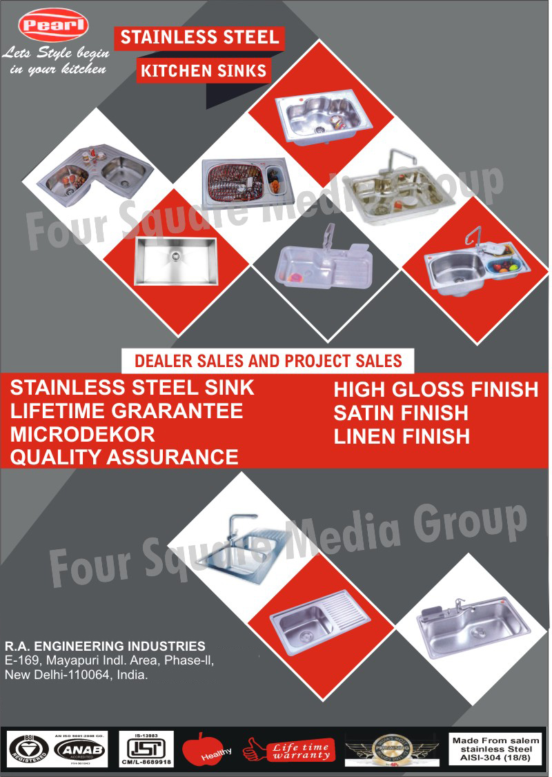 R a engineering industries