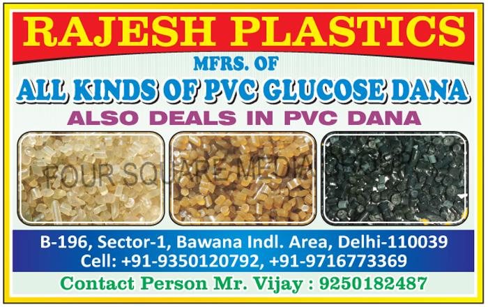 PVC Glucose Granules, PVC Granules