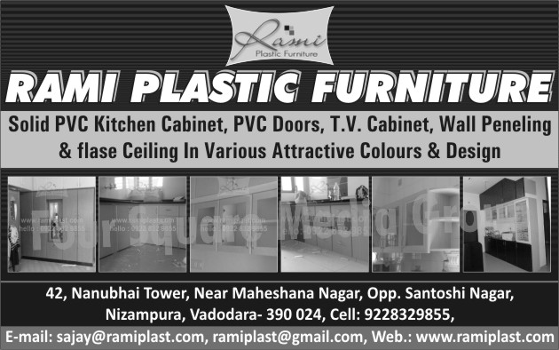 Solid PVC Kitchen Cabinets, PVC Doors, TV Cabinets, Wall Paneling, False Ceiling