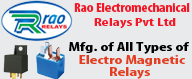 Rao Electromechanical Relays Pvt Ltd