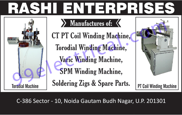 CT PT Coil Winding Machines, Toroidal Winding Machines, Variac Winding Machines, SPM Winding Machines, Special Purpose Winding Machines, Soldering Zigs, Toroidal Machines, CT PT Coil Winding Machine Spare Parts, Toroidal Winding Machine Spare Parts, Variac Winding Machine Spare Parts, SPM Winding Machine Spare Parts, Soldering Zigs Spare Parts, Special Purpose Winding Machine Spare Parts,Electrical Machine, Soldering Spare Parts, Dimmer Winding Machine, Huk Winding Machine, Core Taping Machine