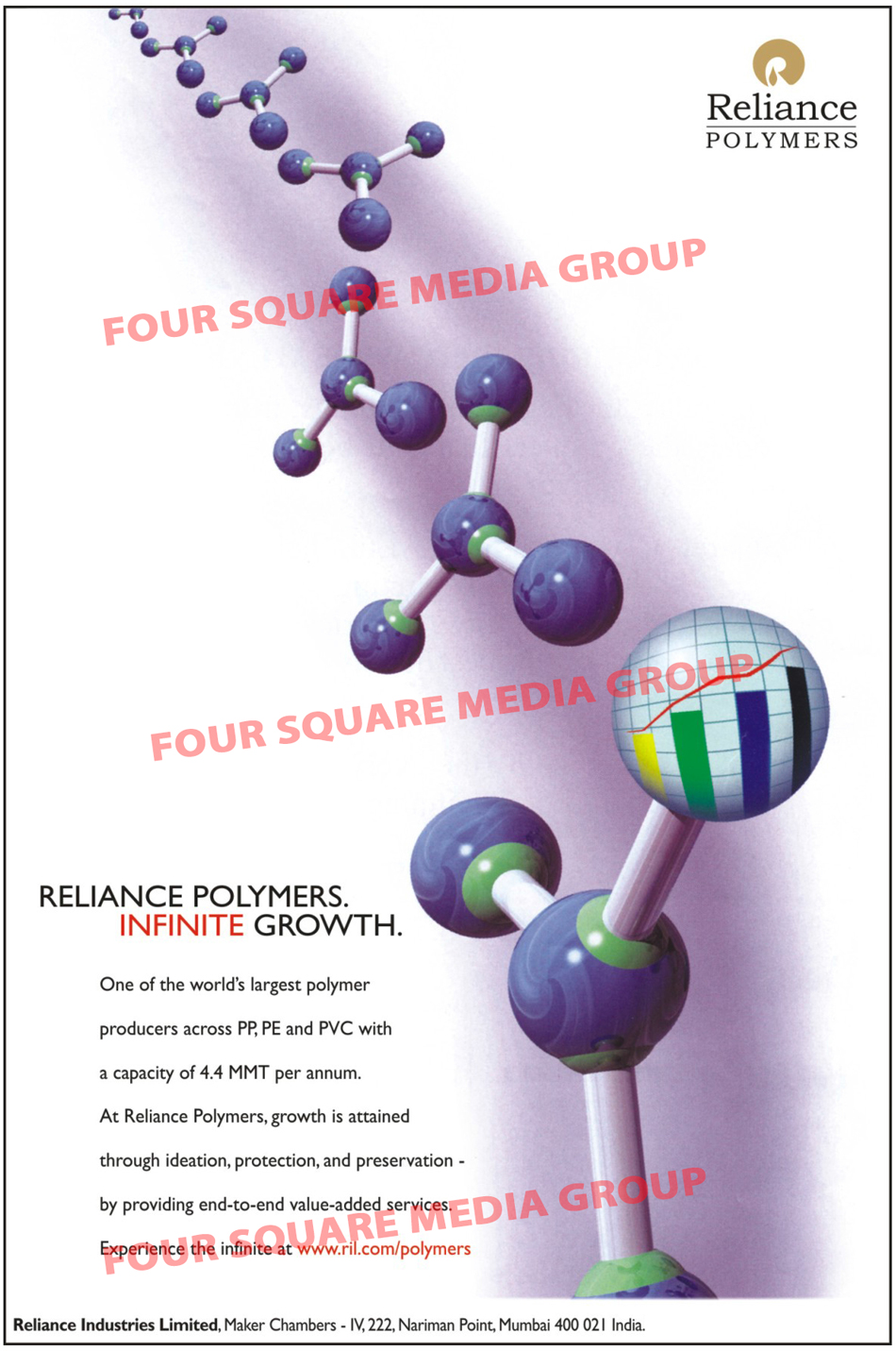 PP Polymers, PE Polymers, PVC Polymers