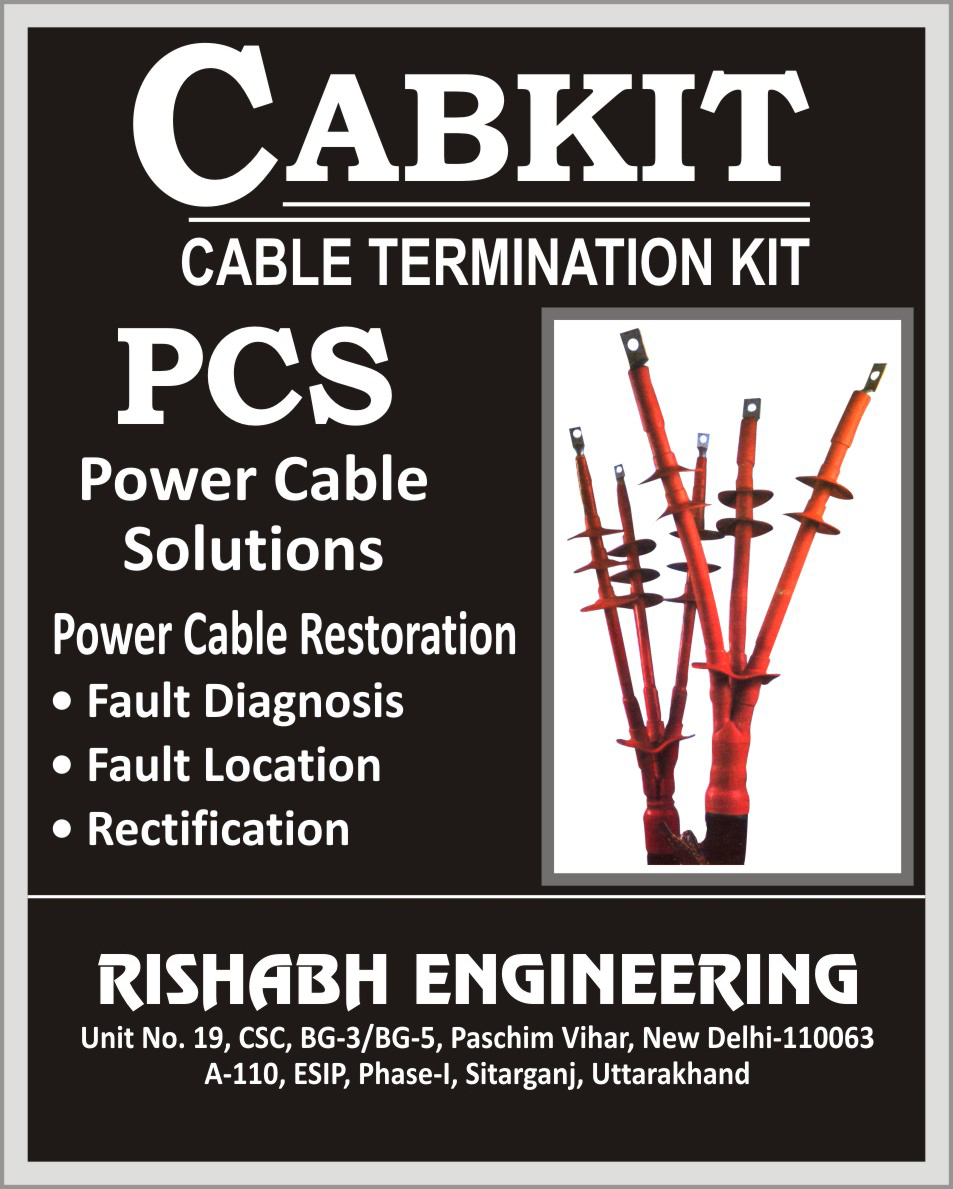 Cable Termination Kit, PCS, Power Cable Solution