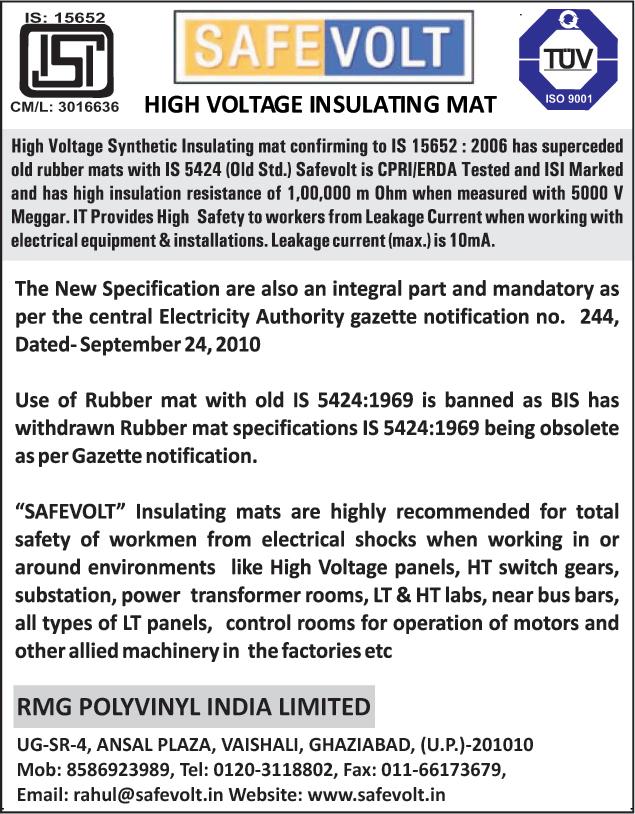 High Voltage Insulating Mats,Mats, Pvc Geomembranes, Switch Board Matting