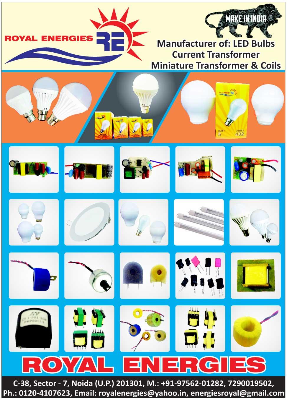 Led Lights, Led Bulbs, Current Transformers, Miniature Transformers, Miniature Transformer Coils, Down Light, Tube Light, Panel Light, Solar Lantern, Track Light, Street Light