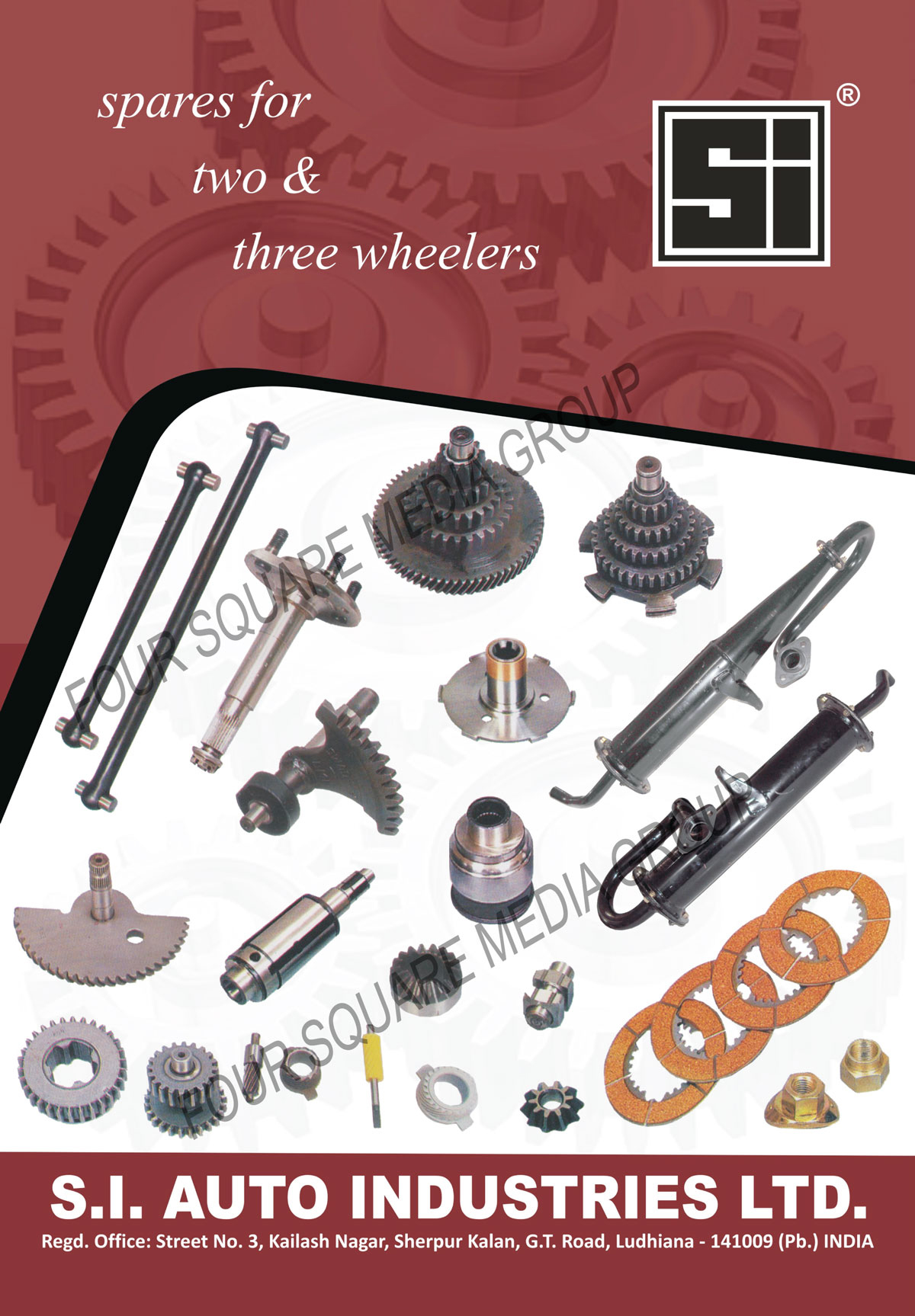 Automotive Spare Parts, Two Wheeler Spare Parts, 2 Wheeler Spare Parts, Three Wheeler Spare Parts, 3 Wheeler Spare Parts