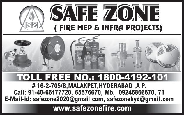 Fire Safety Products, Fire Extinguishers, Smoke Detectors, Heat Detectors, Smoke Detection systems, Heat Detection Systems, Hose Reels, Hydrant Valves, Branch Pipes,Female Couplings, Male Couplings
