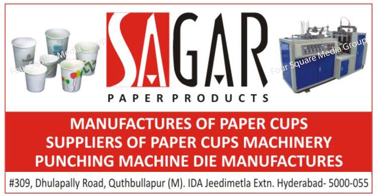 Paper Cups, Paper Cup Machines, Paper Cup Machineries