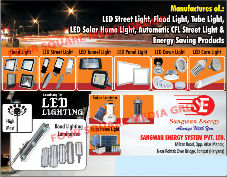 Led Flood Lights, Led Street Lights, Led Tunnel Lights, Led Panel Lights, Led Tube Lights, Led Bulbs, Led Lights, Led Down Lights, Led Corn Lights, Solar Lanterns, Solar Home Lights, High Mast Lights, Road Light Luminaries, Led Solar Home Lights, Automatic CFL Street Lights, Energy Saving Products, Road Light Luminaries, High Masts, Led Road Lights, Led Disc Down Lights, Led Surface Square Down lights, Led Surface Round Down Lights, Led Recessed Down Lights, Led High Bey Lights, Led Lamps, CFL Street Light Luminaries, Solar Home Systems, Solar Water Heaters, Solar Products, Solar Street Lights, Solar Power Lanterns, Solar LED Lanterns, Led Beam Lights, Solar Lights, CFL Lights, Solar Inverters, Indoor Light,Flood Light, Solar Lantern