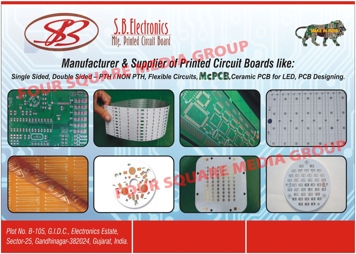 Printed Circuit Boards, Mcpcb, Aluminium Printed Circuit Boards, Flexible Printed Circuit Boards, Single Side Printed Circuit Boards, Double Sided Printed Circuit Boards, Printed Circuit Boards Double Side PTH, Printed Circuit Boards Double Side Non PTH, Flexible Circuits, Ceramic PCB For Led, PCB Designing, PCB, Aluminium PCB, Flexible PCB, Single Side PCB, Double Sided PCB, PCB Double Side PTH, PCB Double Side Non PTH, Flexible Circuits, Ceramic Printed Circuit Boards For Led, Printed Circuit Boards Designings