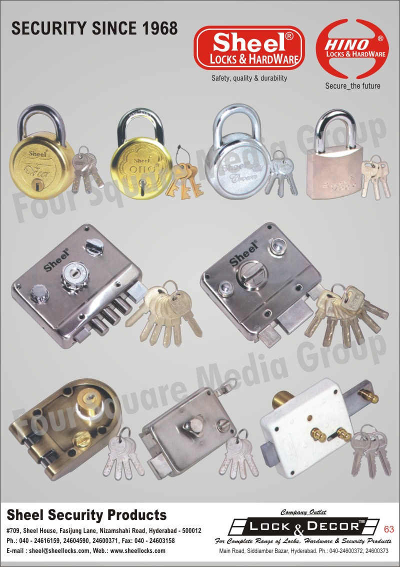 Hardware Locks, Hardware Products, Door Locks