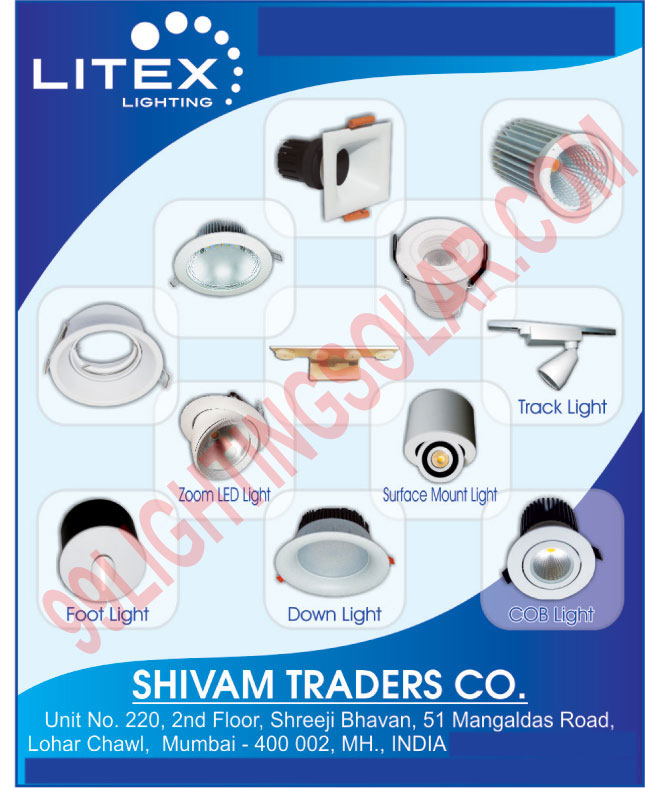Foot Lights, Track Lights, Zoom Led Lights, Surface Mount Lights, Led Lights, Cob Lights, Down Lights, Lights, Led Bulbs, Led Tube Lights