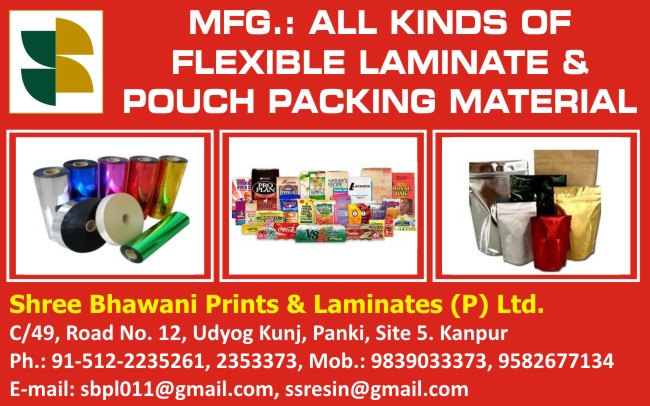 Flexible Laminate Material, Pouch Packing Material, Pouch Packaging Material