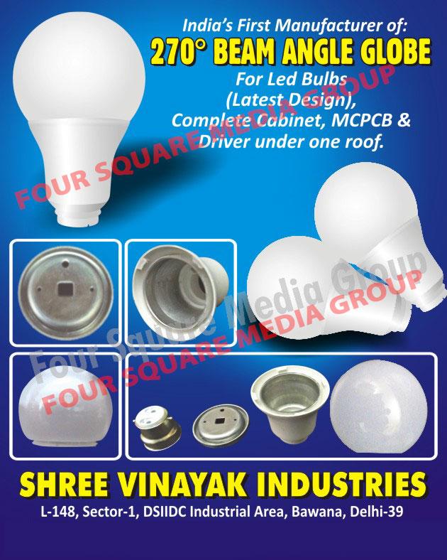 270 Degree Beam Angle Led Bulbs, Led Bulb Cabinets, Led Bulb MCPCB, Led Bulb Metal Core Printed Circuit Boards, Led Bulb Drivers