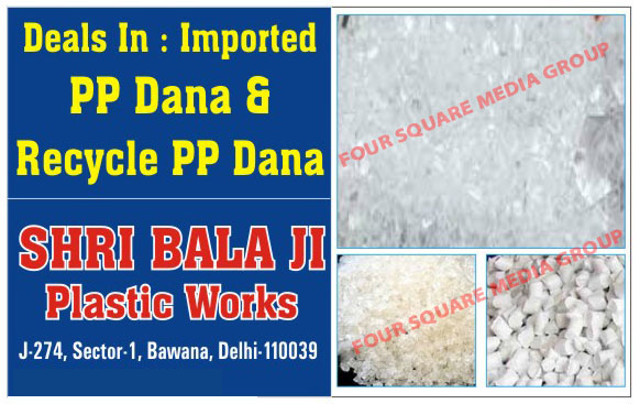 Imported PP Dana, Recycle PP Dana, Imported PP Granules, Recycle PP Granules, PP Dana, PP Granules