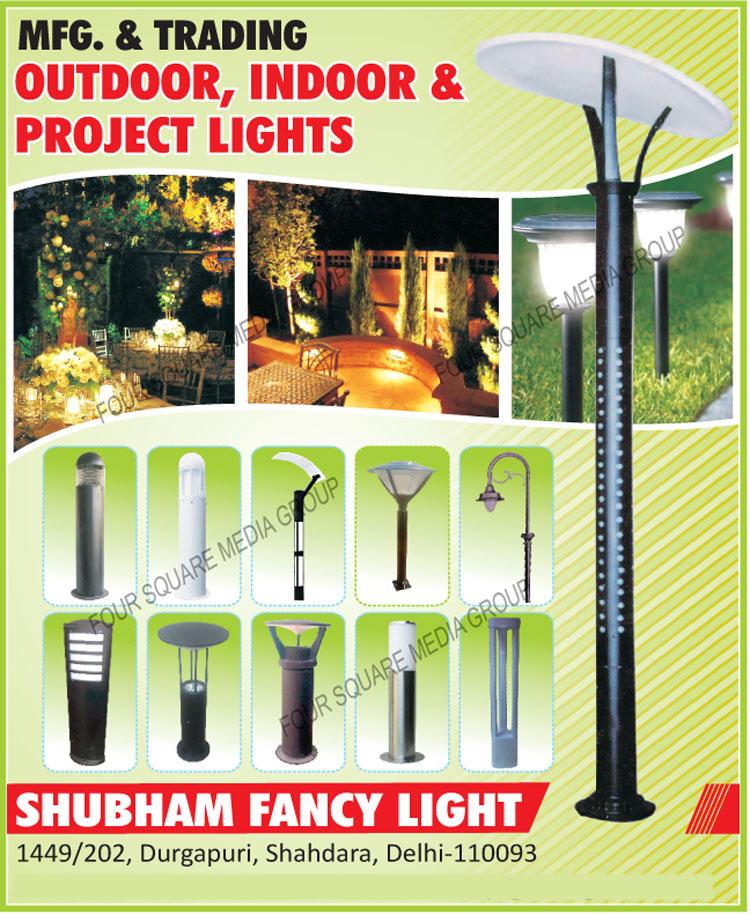 Outdoor Lights, Indoor Lights, Project Lights, Led Lights