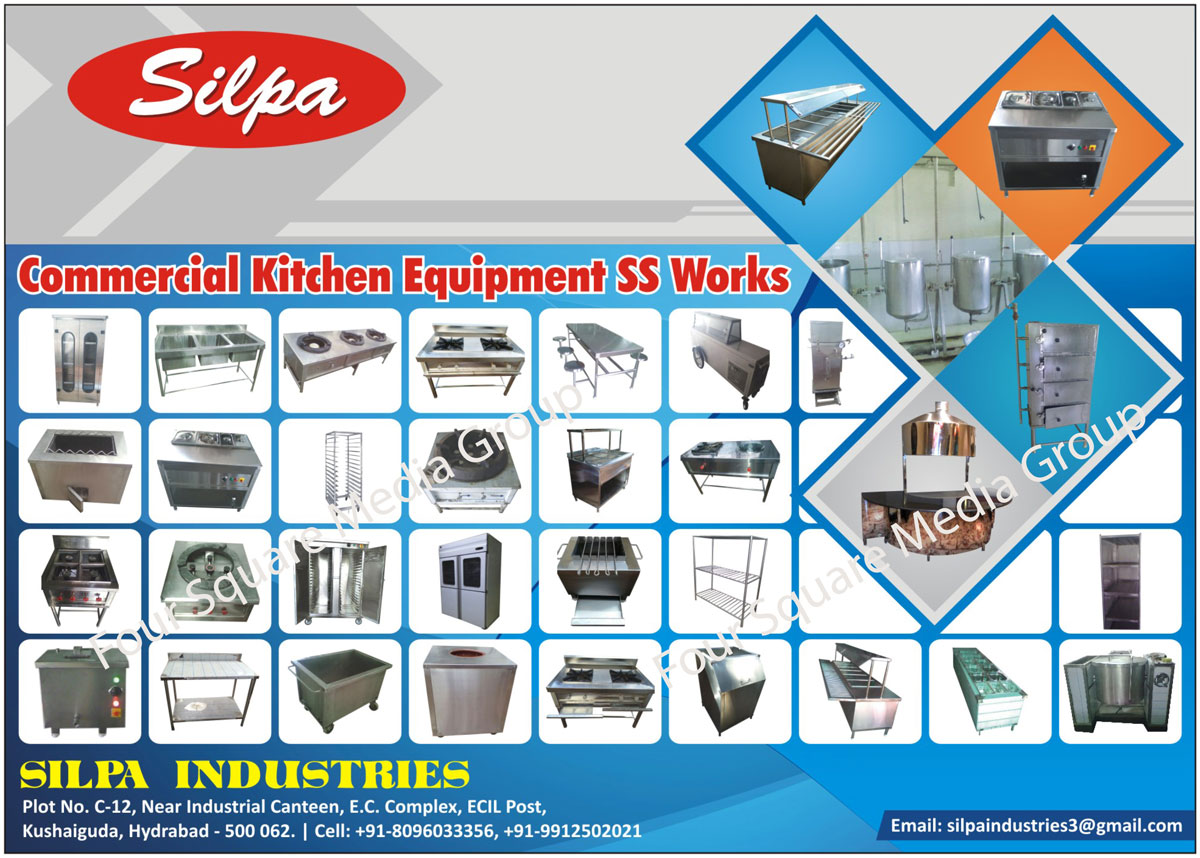 Commercial Kitchen Equipments | Commercial Kitchen Equipment ...