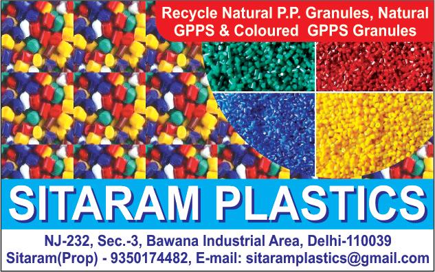 Recycle Natural PP Granules, Natural GPPS Granules, Coloured Gpps Granules, Natural GPPS Granules