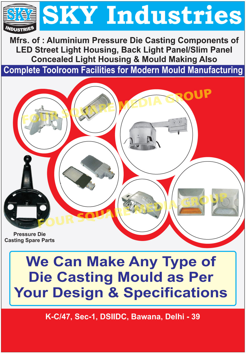 Led Light Housing Aluminium Pressure Die Casting Components, Led Street Light Housing Aluminium Pressure Die Casting Components, Led Back Light Panel Housing Aluminium Pressure Die Casting Components, ed Back Slim Panel Light Housing Aluminium Pressure Die Casting Components, Concealed Light Housing Aluminium Pressure Die Casting Components, Led Light Housing Moulds,  Led Street Light Housing Moulds, Led Back Light Panel Housing Moulds, Led Back Slim Panel Light Housing Concealed Light Housing Moulds, Led Light Housing  Molds, Led Street Light Housing Molds, Led Back Panel Light Housing Molds, Led Back Light Slim Panel Light Housing Molds, Concealed Light Housing Molds, Pressure Die Casting Spare Parts