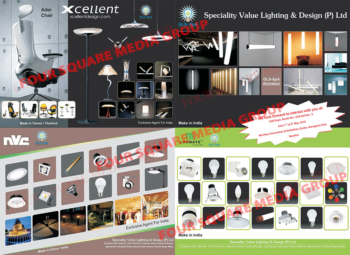 Led Tube Lights, Led Bulbs, Led Panel Lights