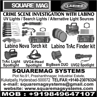 UV Lights, Searchlights, Alternative Light Sources, Labino Nova Torch Kits, Labino Trac Finder Kits, Trac Light Spotlights, UVG Head Spotlights, Big Beam Duo, UVG Spotlights,