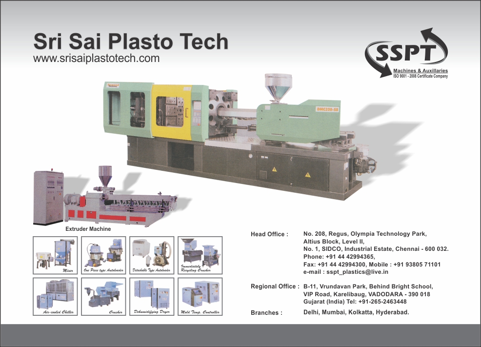 Hydraulic Moulding Machine, Hydraulic Molding Machine, Plastic Injection Moulding Machine, Plastic Injection Molding Machine, Horizontal Injection Moulding Machine, Horizontal Molding Machine, Industrial Injection Moulding Machine, Industrial Injection Molding Machine, Servo Hydraulic Moulding Machine, Servo Hydraulic Molding Machine, Variable Pump, Hydraulic Injection Moulding Machine, Hydraulic Injection Molding Machine, Extrusion Machines, Pipe Extrusion Lines, Sheet Extrusion Lines, Mono Layer Film Plants, Multi Layer Film Plants, Compounding line, Pelletizing Line, Klarol Oil cleaning Machines, Oil Cleaning System, Mobile Oil Cleaning Systems, Auxiliary Equipments, Centralized Conveying Systems, Low Temperature Chiller, Dry Colour Mixer, Hopper Dryers, Auto Loader, Mould Racks, Automatic Vacuum Loader, High Precision Grinders, Dehumidifier Dryers, Mould Clamps, Single Barrel, Barrier Screws, Twin Barrels, Single Thread Screws, Single Screws, Twin Screw, Control Equipments, Mould Temperature Controller, Flow Controller,Plastic Machine, Extruder, Plastic Machine, Injection Molding Machines, Klarol Oil Cleaning Machine, Screw, Barrels, Control Equipment, Temperature Controller, Plastic Molding Machine, Pipe Extrusion Lines, Sheet Extrusion Lines, Oil Cleaning System, Mould Clamps, Mixer, Autoloader, Recycling Crusher, Air Cooled Chiller, Dryer