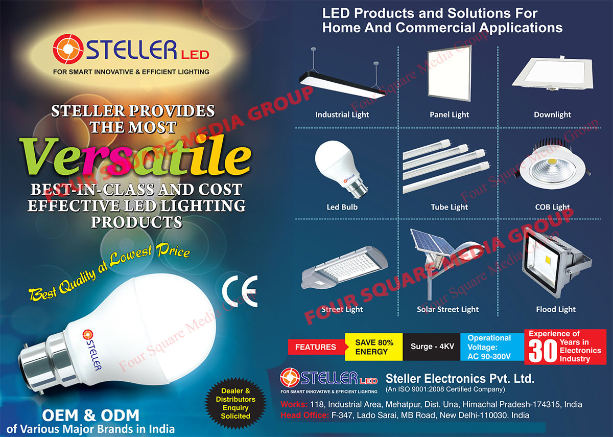 Led Products, Led Lights, Led Industrial Lights, Led Panel Lights, Led Down Lights, Led Bulbs, Led Tube Lights, Led COB Lights, Led Street Lights, Solar Street Lights, Led Flood Lights
