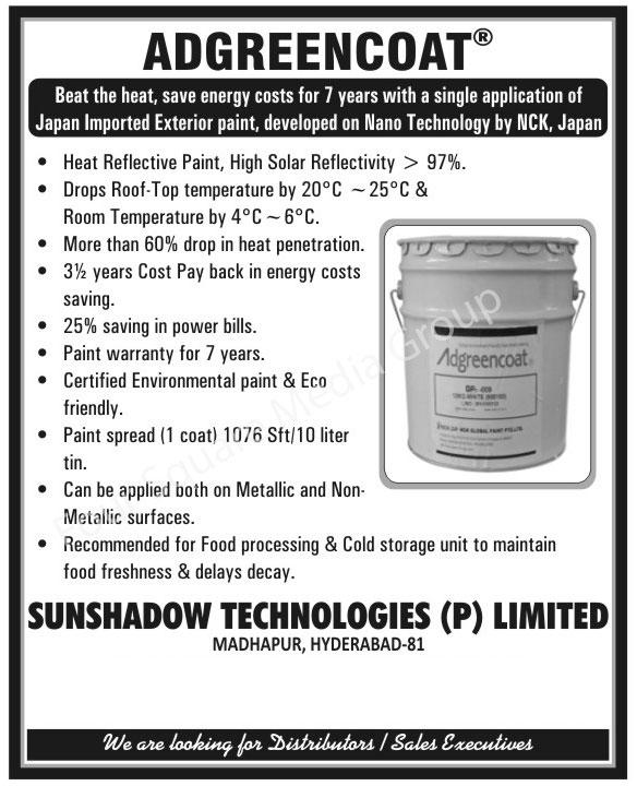 Heat Reflective Paints, Water Based Exterior Paints, Energy Saving Paints, Eco Friendly Paints, Exterior Paints, Paints