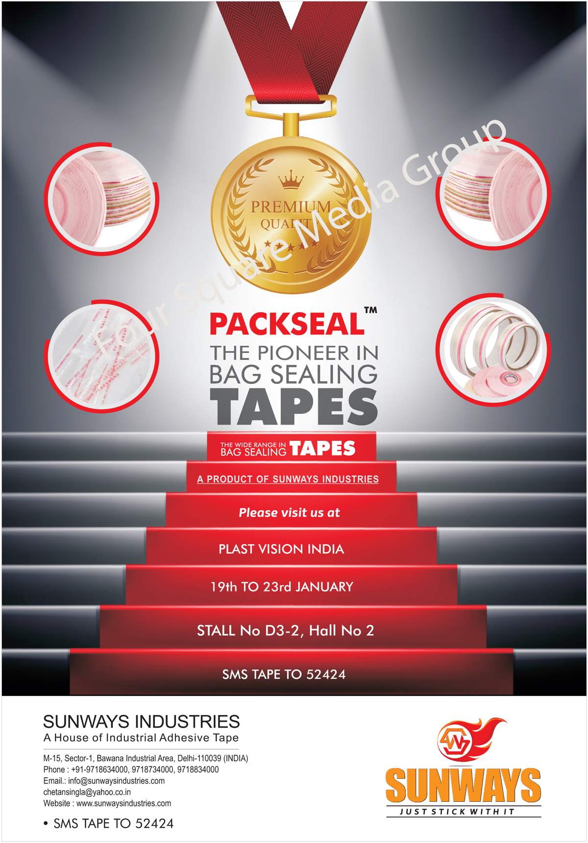 Industrial Adhesive Tapes, Plate Mounting Tapes, Single Side Cloth Tapes, Printed Packaging Tapes, PTFE Glass Cloth Tapes, Bag Sealing Tapes, Customized Bag Sealing Tapes, Customised Bag Sealing Tapes
