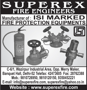 Fire Protection Equipments, Hydrant Valves, Fire Extinguishers,Fire Fighting Equipments, Water Monitor, Fire Hose Cabinets, Fire Safety Products